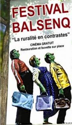 affiche festival Balsenq