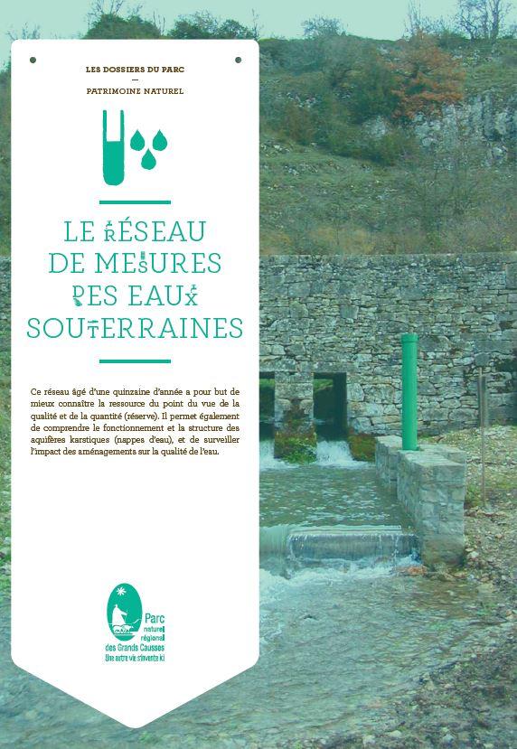 etiquette eaux souterraines