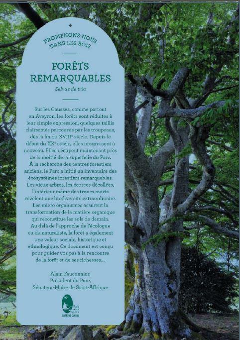 etiquette forêt