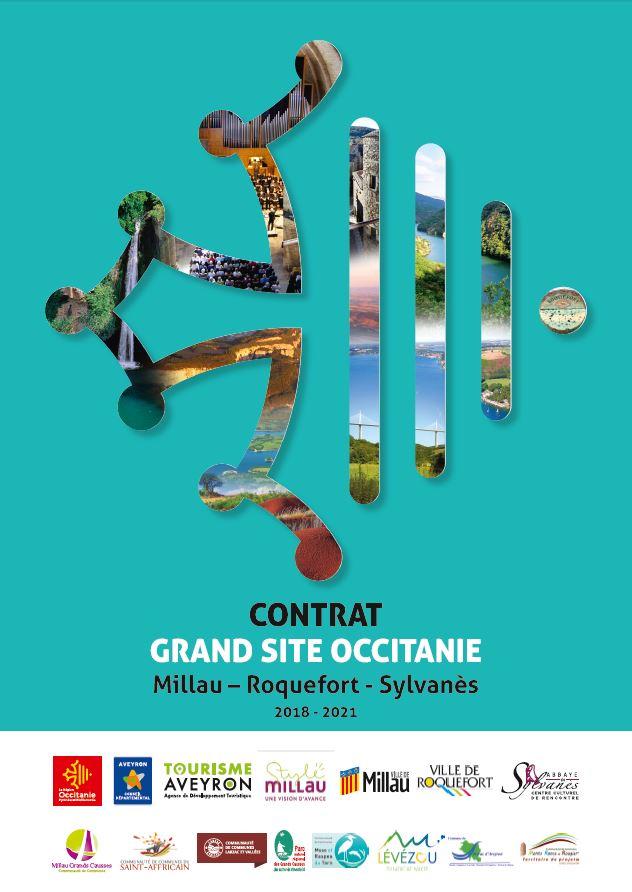 etiquette grand site occitanie