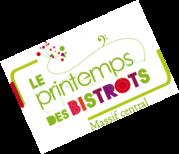 Logo Printemps des bistrots