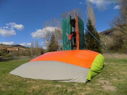 Acroparc du Mas - Air Bag