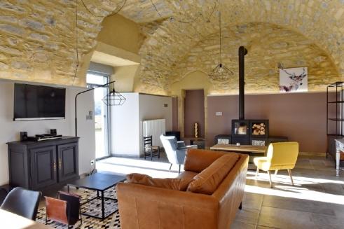 """Castel D'Alzac - Gîtes au Château - """"Le Jardin du Château"""""""
