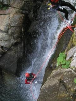 Antipodes Canyoning - Randonnee aquatique