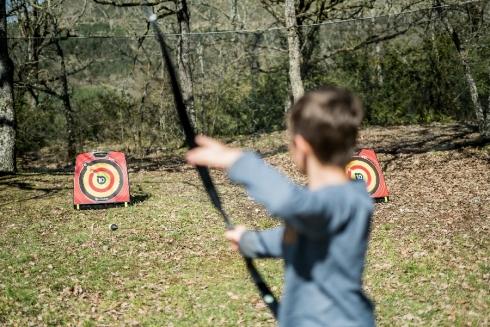 Roc et Canyon - Paintball / Swap Archery