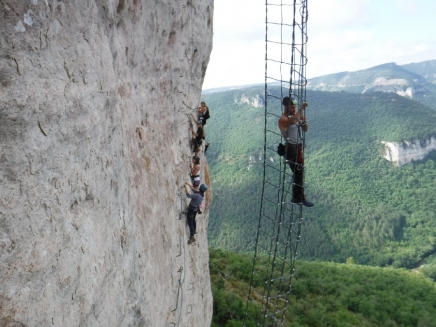filet via ferrata