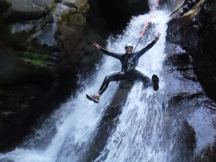 canyoning gorges du tapoul