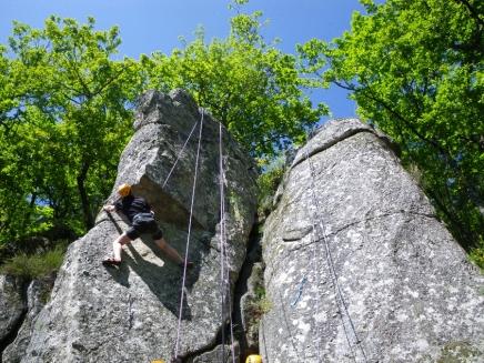 Roc et Canyon - Escalade / Rappel Géant