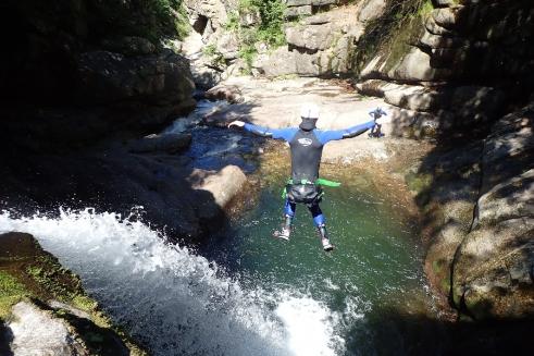 B&ABA Sport Nature Canyon du Tapoul