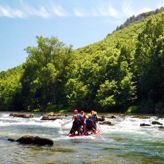 descente paddle