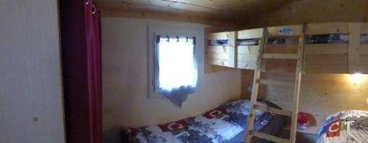 Chambre 3 lits 80 (le Buis et le Houx)