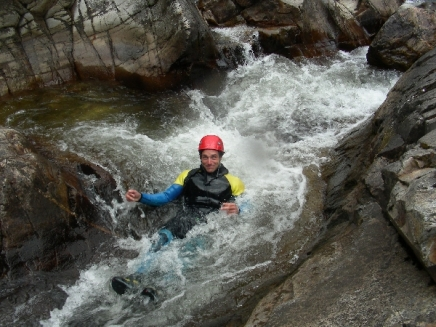 Roc et Canyon - canyoning