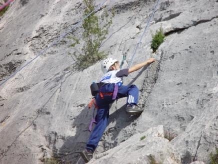 Roc et Canyon - escalade