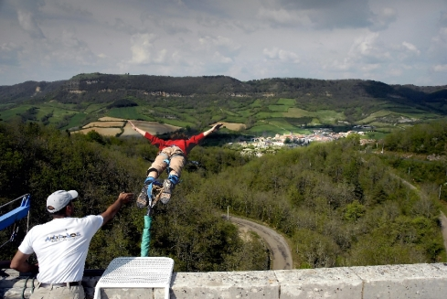 bungee jumping Antipodes