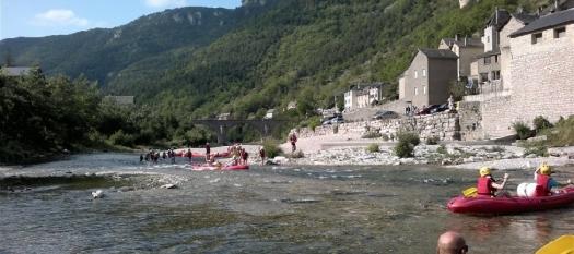 canoë kayak Tarn