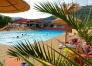 Camping-cascade-aveyron-piscine 25m x 10m
