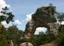 La Porte de Mycène - Chaos rocheux du Causse Noir
