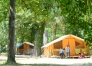 CAMPING HUTTOPIA MILLAU - Tentes aménagée
