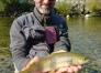 Truite du Tarn, guide de pêche Aveyron
