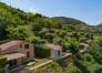 chalets et village