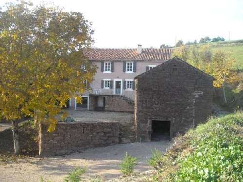 Grand gîte Le Brugas - Mme ROUQUETTE - GS31