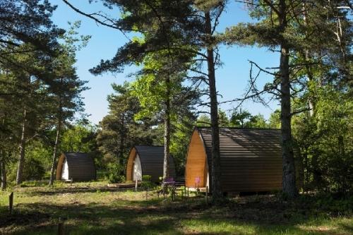 Eco-camping Le Cun du Larzac