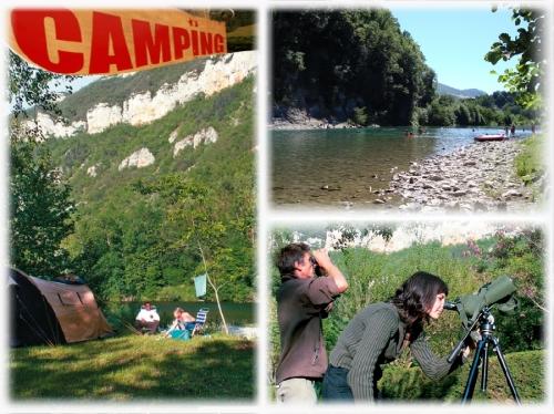Camping les Cerisiers - Gorges du Tarn - Viaduc de Millau