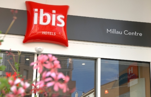 HOTEL IBIS MILLAU