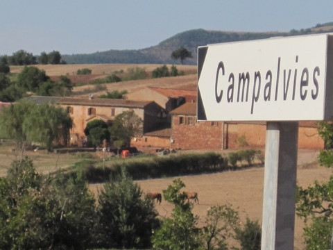 VISITE DE FERME DE CAMPALVIES