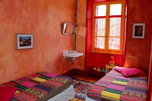 La chambre Asir 2 lits simples