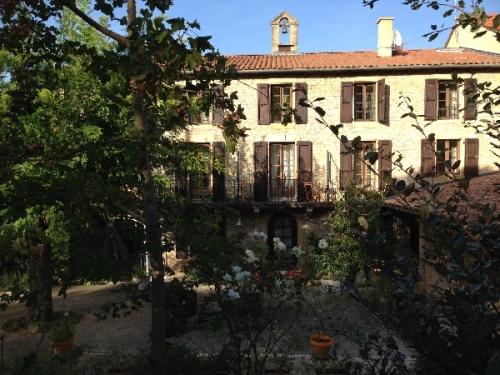 Hôtel Les Raspes