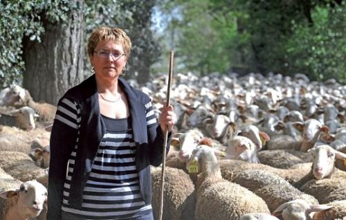La ferme du Puech Février, visite, goûter, ferme pédagogique