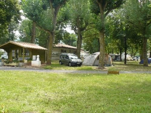Camping municipal de Saint-Affrique