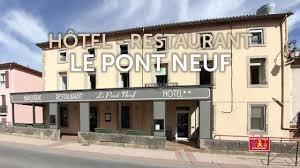 Hôtel Restaurant Le Pont Neuf
