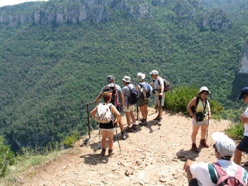 Bureau des accompagnateurs randonnée