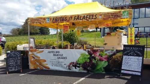 Frites et Falafels