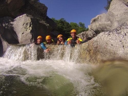 B&ABA Sport Nature - Canyon Dourbie Journée