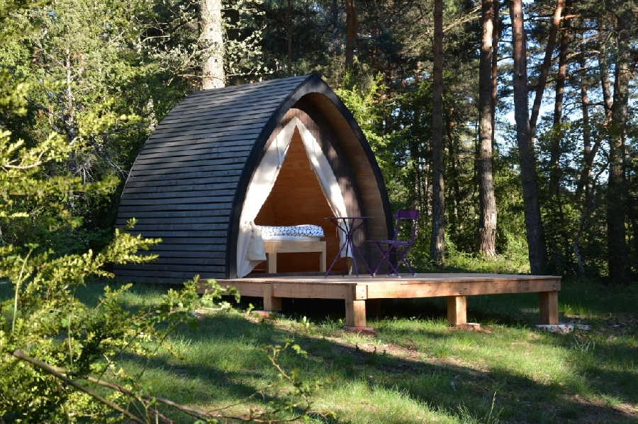 Eco-Camping du Larzac | Grands Causses Regional Natural Park