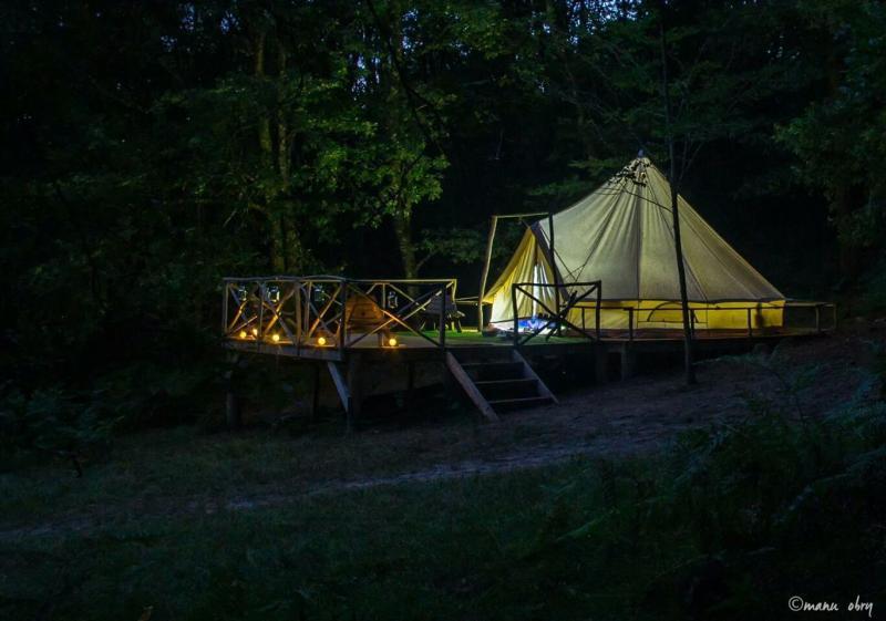 ECO-CAMPING DU LARZAC | Parque Natural Regional de Grands Causses